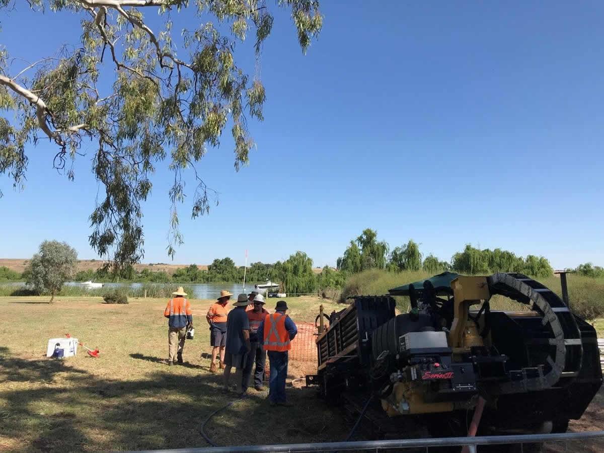 Telstra Avoca Dell Murray River Crossing
